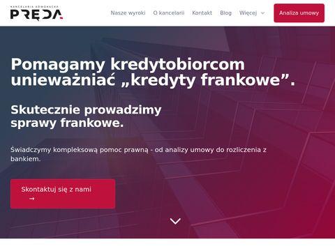 Kredyt frankowy - sprawychf.pl