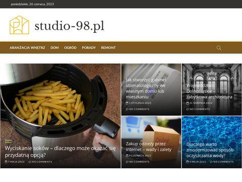 Studio 98 - Projektowanie wnętrz Wrocław