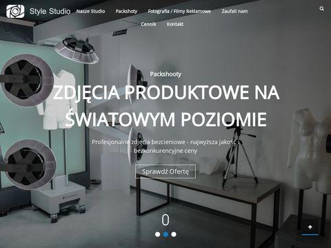 Style-Studio Profesjonalna fotografia produktowa