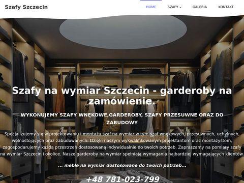 Szafy na wymiar szczecin - szafy-szczecin.pl