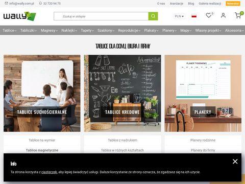 Dekoracje Ścienne Wally.com.pl.
