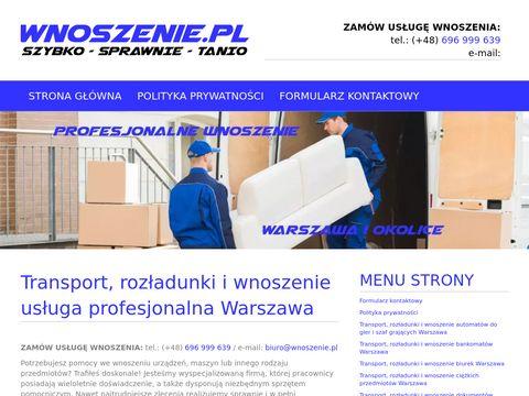 Wnoszenie.pl