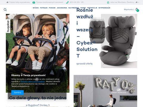 Sklep online dla dzieci - 3KIWI