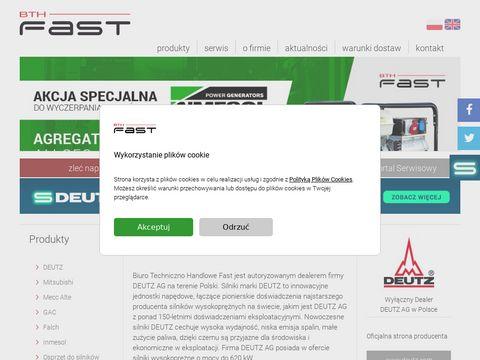 Kompleksowa pomoc w remontach i naprawach silników DEUTZ