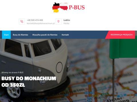 Przewozy busem - busydomonachium.pl