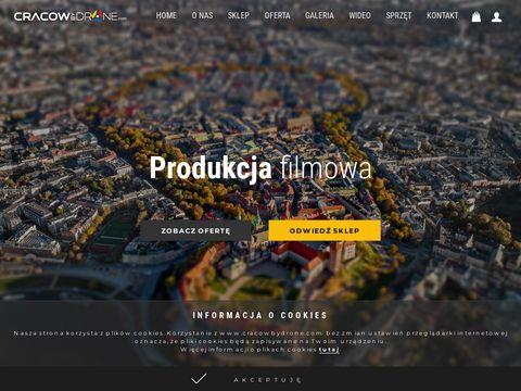 Zdj臋cia z drona Krak贸w - fotoobrazy sklep filmowanie dronem Ma艂opolska, Tarn贸w