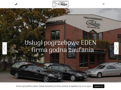 Zak艂ad pogrzebowy EDEN: Us艂ugi pogrzebowe Kielce, Ch臋ciny