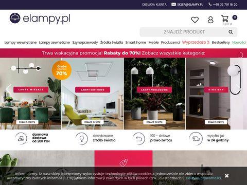 Elampy.pl - lampy oświetleniowe