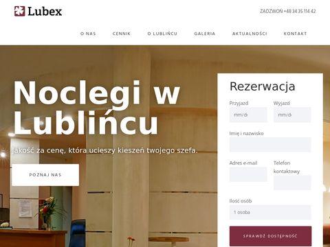 LUBEX - noclegi Lubliniec | LUBEX - noclegi Lubliniec