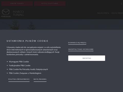 Serwis Mazda Marco Tuning