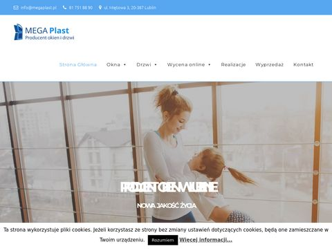 Producent okien Lublin
