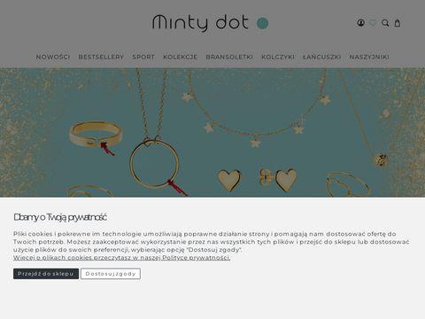 Minty Dot - Sklep z biżuterią