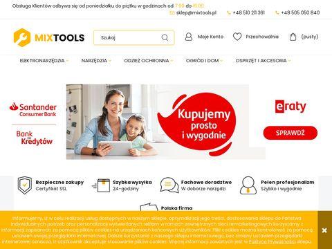 Mixtools – zestawy narzędzi