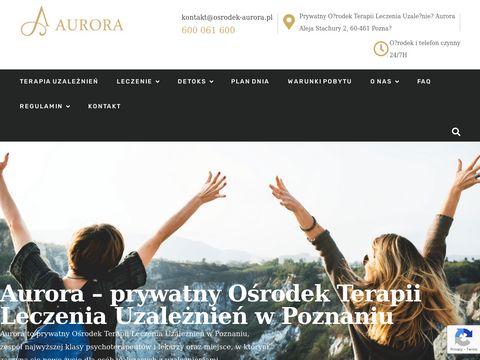 Prywatny Ośrodek Terapii Leczenia Uzależnień Aurora