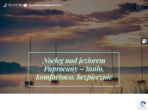 Pokojepaprocany.pl