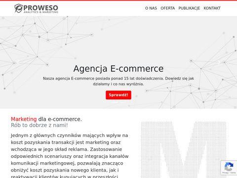 Us艂ugi reklamowe dla sklep贸w internetowych