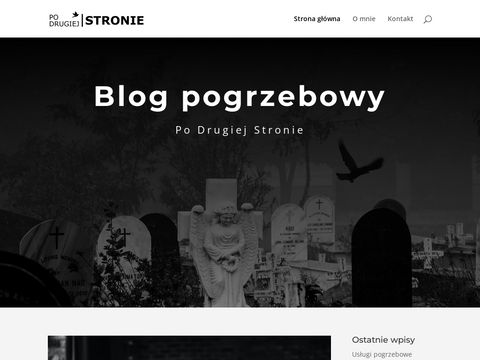 Po Drugiej Stronie | Blog Pogrzebowy | Blog Funeralny