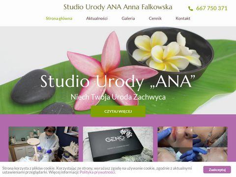 Salon Kosmetyczny ANA Bydgoszcz