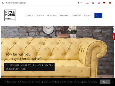 Stylehome.com.pl - Polski Producent Mebli