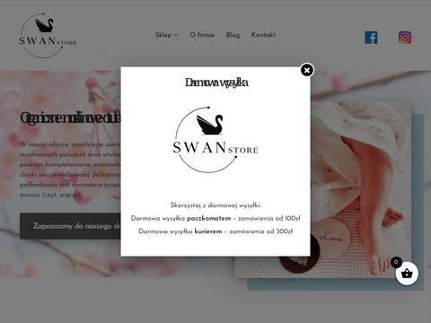 Sklep online z artykułami dla niemowląt - SwanStore.pl