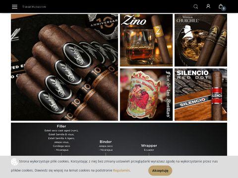 Tabak Online - najbogatsza oferta w polskim Internecie