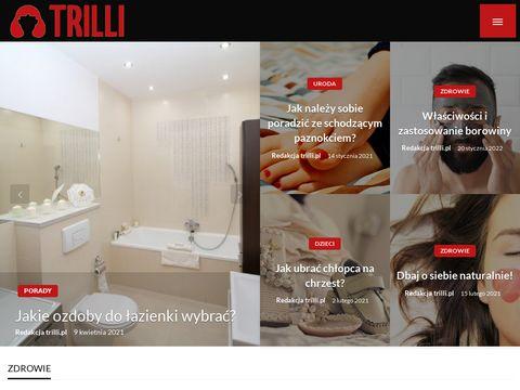 Pościel dla niemowlaków - Trilli