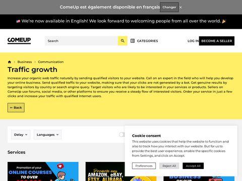 générer 1000 visites réelles sur votre site internet
