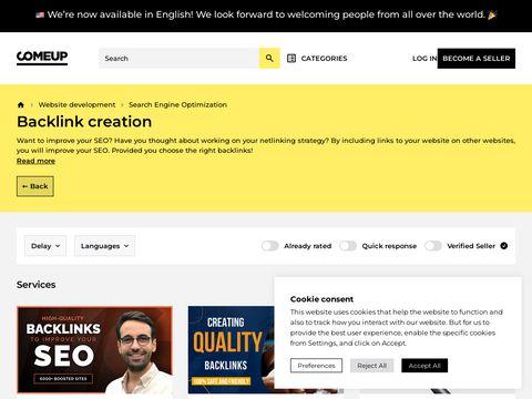 créer plus de 450 Backlinks en DOFOLLOW