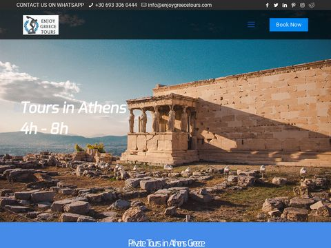 private tours of athens