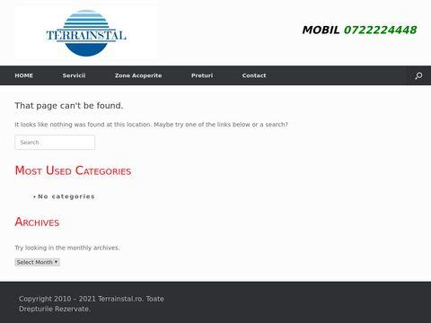 Instalator Busteni
