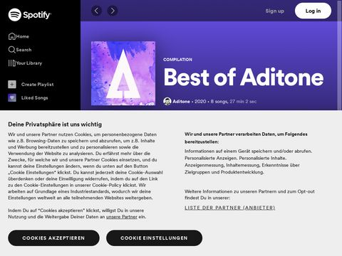 From Aditone Listen I Know