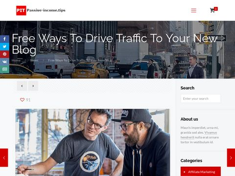 Free Ways To Drive Traffic To Your New Blog