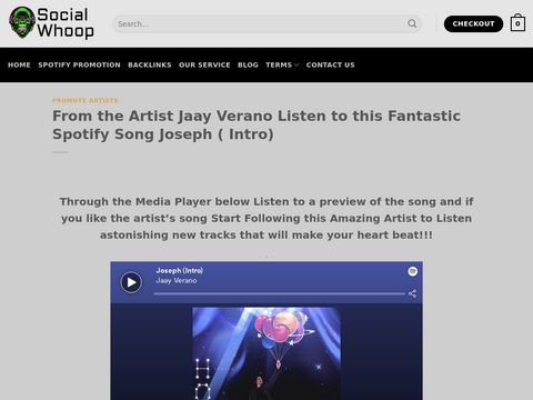 From the Artist Jaay Verano Listen to this Fantastic Spotify Song Joseph