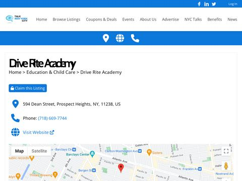 drive rite academy prospect heights