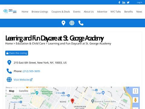 learning and fun daycare nyc