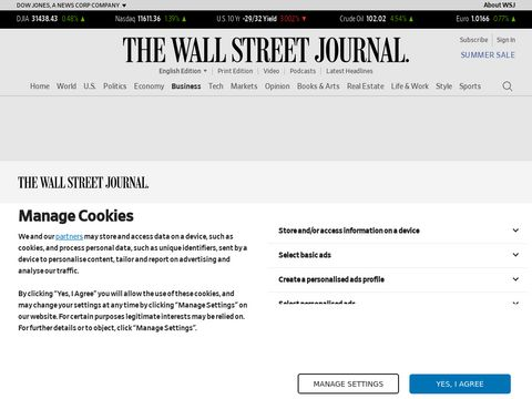 Big Tech's Stand on Hong Kong Law Reveals Wider Fears at Foreign Firms