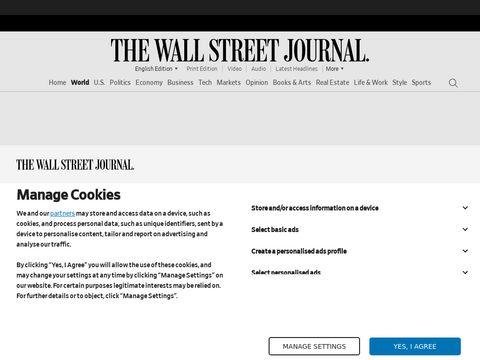 Hong Kong Police Arrest Activists Over 'Secessionist' Social-Media Posts